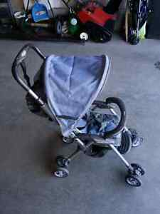 Used Combi brand Stroller LK1-ST CAN Model Cambridge Kitchener Area image 2
