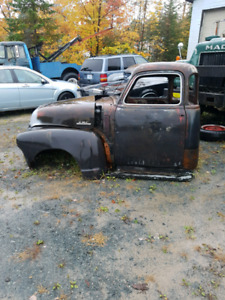 47-55 Chev/GMC Truck parts