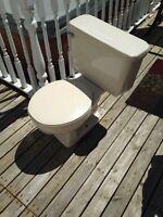 Free Almond Toilet