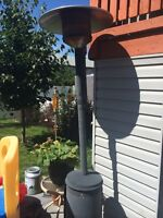 Patio propane heater , free