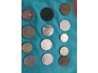Collect able/Rare coins