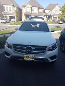 Lease Take Over- Mercedes-Benz GLC 300 4MATIC 4dr