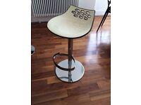 2 x Calligaris bar stools - JAM
