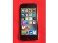 Apple iPhone 5s 16gb on o2/ Giffgaff/Tesco
