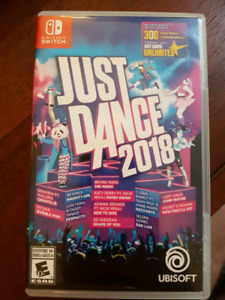 Just Dance 2018 pour Switch - 40$