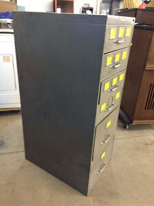 Heavy Duty Metal Filing Cabinet London Ontario image 2