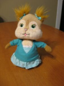 ALVIN AND THE CHIPMUNKS CHIPETTES ELENOR DOLL