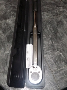 """3/4"""" torque wrench."""