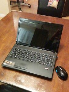 Portable Lenovo G585 noir Windows 10 64bit