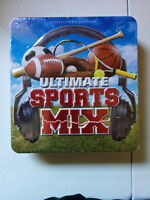 Ultimate Sports Mix [Collector's Edition] 2 Audio CD's and DVD
