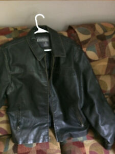 Mens Aeropostale 100% pu/pvc jacket not leather BLACK