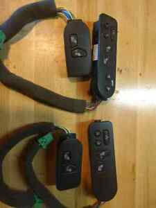 99-07 GMC/Chevy/Denali heated seat buttons.