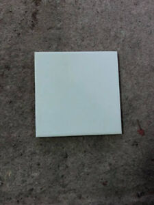 4x4 ceramic wall tile - white 162pcs