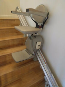Bruno Elan Straight Stairlifts (14+ stairs)