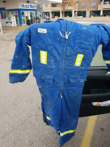 Oil field outfit