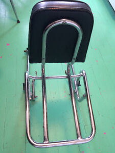 Honda CM/CB 400 luggage rack /sissy bar