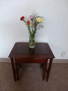 SOLID WOOD Coffee Side Tables