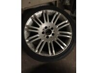 Mercedes 18 inch alloys