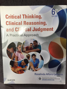 Critical thinking, Clinical reasoning and Clinical judgement