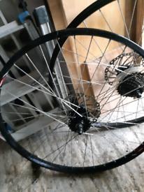 """Bike wheels 26"""""""