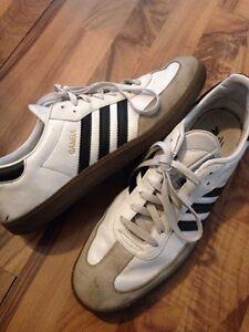 Adidas Samba Indoor Soccer Shoes (size 13)