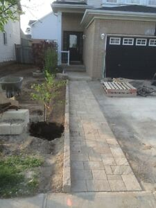 Interlock - Pathways, Patios & Driveway Kitchener / Waterloo Kitchener Area image 1