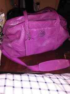 Coach leatherware purse Edmonton Edmonton Area image 1