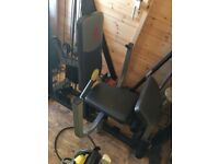 Multi gym Marcy Powerbooster Personal Trainer in very good condition!!!!