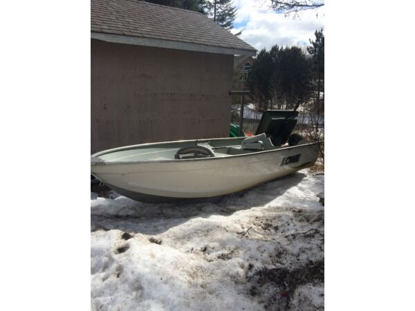 Used 2008 Lowe Boats 1467 WT