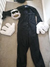 Halloween fancy dress costume mens small /med