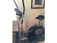 York Fitness XC530 Elliptical Cross trainer