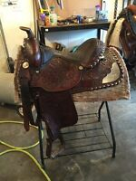 Circle Y saddle for sale!! Needs to be moved asap!!