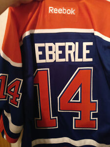 Oilers Eberle Authentic Jersey