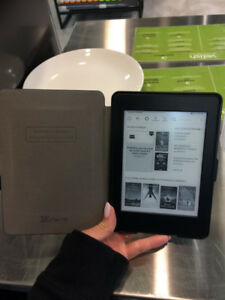 """Kindle Paperwhite 6"""",  330 ppi , with built-in light & WIFI"""