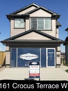 161 Crocus Terrace W - Lethbridge Show Home
