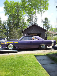 1969 Dodge Dart and 24' inclose trailer for sale