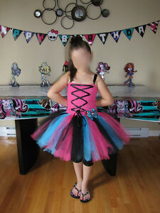 Monster High tutu