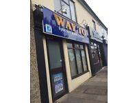 **Prime High Street Retail Shop Available to let all enquiries welcome (A3 Available)