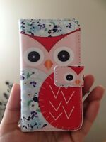 iPhone 4 owl wallet case