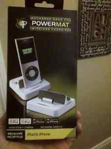 Retail $34.99 -  Receiver Dock for ipod/iphone Brand New in Box