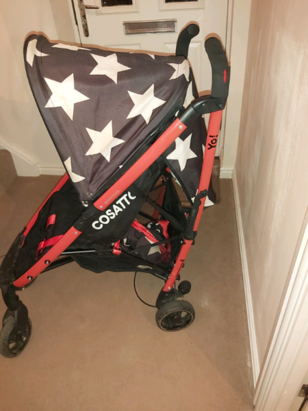 Cosatto Yo! Stroller, used for sale  Taunton, Somerset