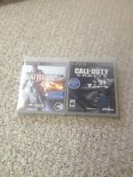 Selling 8 ps3 games. More info in add!