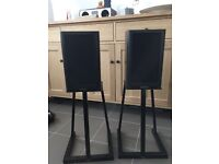 Mission 760i Series Speakers with Stands