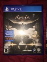 Batman Arkham knight and Need for Speed for PlayStation 4 ps4
