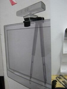 xbox 360 kinect sensor tv mount. brand new, never used. complete