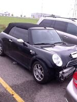 2006 Mini Cooper S Convertible Convertible $2500.Or Better Offer