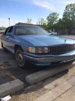 1994 Cadillac DeVille Fully Luxury Edition