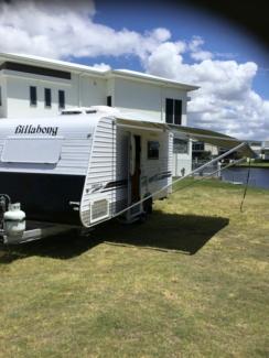 BILLABONG GROVE 16' SEMI-OFFROAD 2013 CARAVAN - reduced $6K  Pelican Waters Caloundra Area Preview