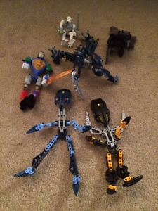 17 Bionicles Lego Sets for sale