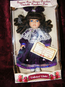 PORCELAIN DOLL in Sealed Box